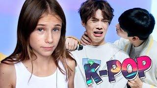 РЕАКЦИЯ НА K-POP. ВПЕРВЫЕ СМОТРЮ НА EXO