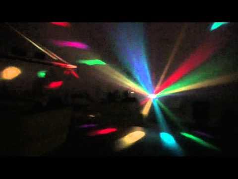 Astrosphere Indoor Scrambler Amusement Park Dark Ride Funtown Splashtown Saco ME