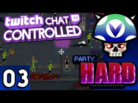 [Vinesauce] Joel - Party Hard ( Part 3 )
