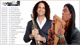 Best Of Leo Rojas Vs Kenny G l  Leo Rojas Vs Kenny G Greatest Hits Full Playlist l