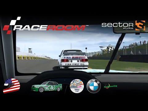 RaceRoom — DTM 1992 @ Sachsenring — BMW Chase |