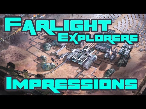 Farlight Explorers - Gameplay & First Impressions   Basic Base Construction