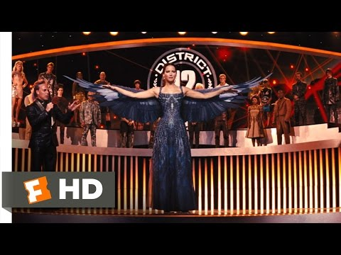 The Hunger Games: Catching Fire (6/12) Movie CLIP - The Mockingjay Appears (2013) HD