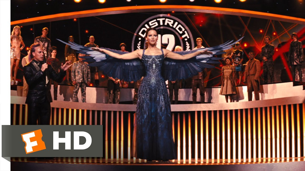 Download The Hunger Games: Catching Fire (6/12) Movie CLIP - The Mockingjay Appears (2013) HD