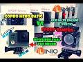 Gopro vs Soprt Camera china | Duras Pruebas 2020