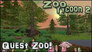 Quest Zoo! New Flower Fields for Bambi!! - Episode #27