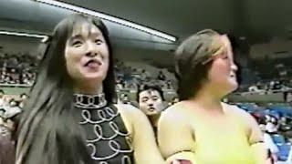 LLPW Onna Kyokuken Hanabi - LLPW vs AJW Zenmen Taikosen Waisha Kami...