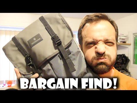 Bargain Find - Victorinox Laptop Bag