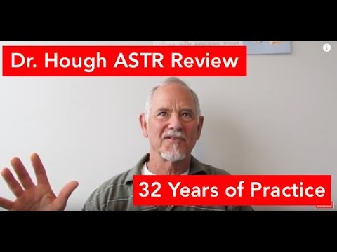 Dr. Hough ASTR Review