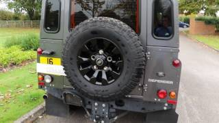Landrover Defender 110 XS 2014 - www.clinkardcars.co.uk