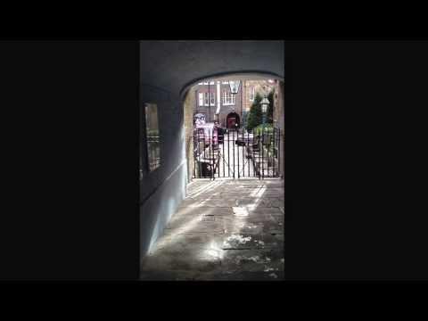 Funeral for Trigger Roger Lloyd Pack 13 02 2014 1