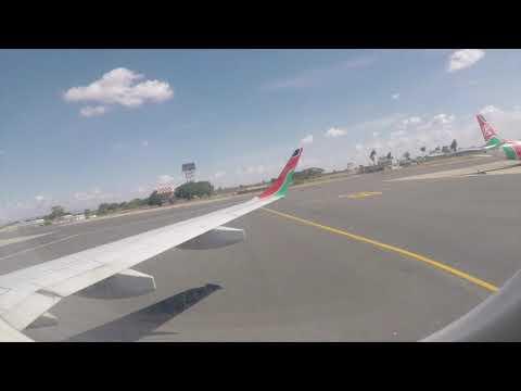 Trip Report: Flying in Kenya Airways to Zimbabwe! (Entebbe-Nairobi-Harare)