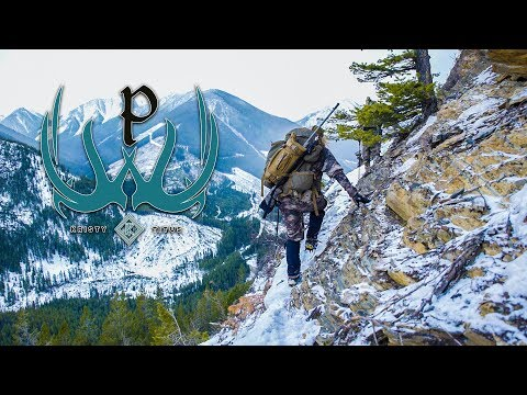 Mountain Goat Hunting With Kristy Titus