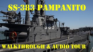 USS Pampanito walkthrough and audio tour