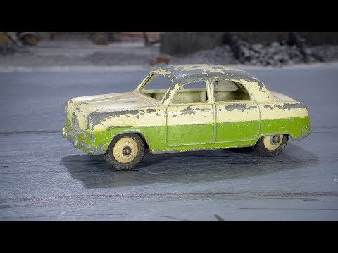 DINKY TOY RESTORATION FORD ZEPHYR 162