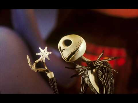 The Nightmare Before Christmas - 14 Christmas Eve Montage [Cover ...