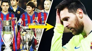 What the hell happened to FC Barcelona in the Champions League? - Oh My Goal