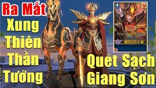 [Gcaothu] Volkath Xung Thiên Thần Tướng chính thức ra mắt - Cưỡi ngựa thần Skin Việt Nam đầy tự hào