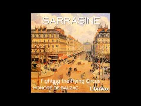 Sarrasine (Audio Book) by Honoré de Balzac
