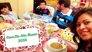 Cena De Año Nuevo 2016