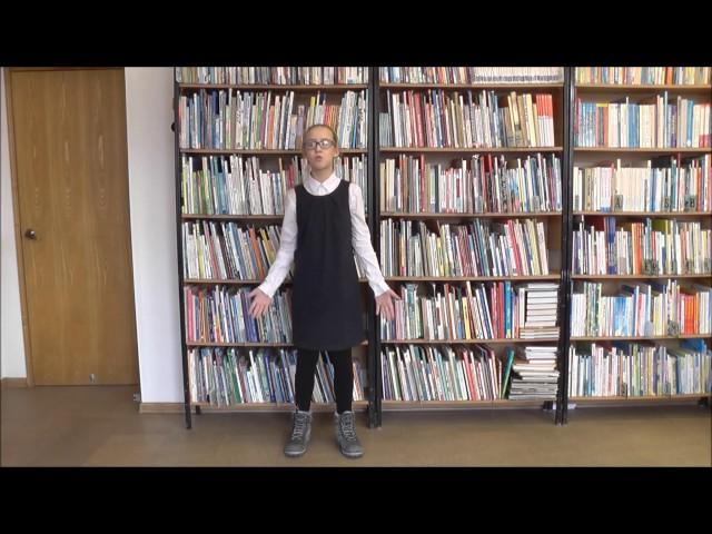 Изображение предпросмотра прочтения – ТатьянаКудрина читает произведение «Скифы» А.А.Блока
