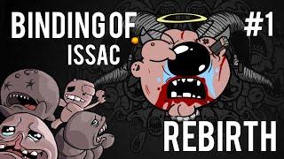 Binding of Isaac: Rebirth - Primeras Impresiones #1 por Kernel404