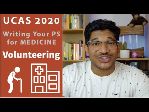 Talking About Volunteering - Personal Statement MASTERCLASS 🔥 Episode 5/8