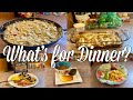 What's for Dinner   Easy & Budget Friendly Family Meal Ideas   February 2021