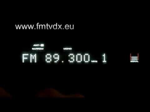 Albania Maja e Dajtit/Tirana Radio Kontakt 89.3 MHz