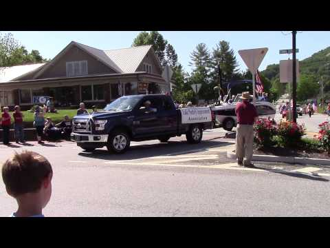 Blairsville GA Union County Memorial Day Parade 2015 5/23/15
