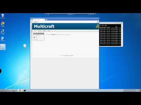 Multicraft - How to configure the daemon and connect to the panel from anywhere!
