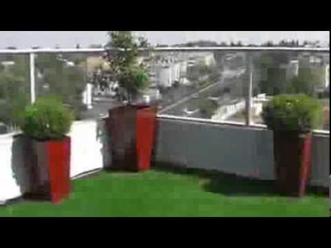 How To Install Artificial Grass For Patio   Deshe Kavua   YouTube