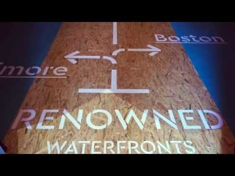 Biennale Architettura 2016 - Reporting from Marghera and Other Waterfronts