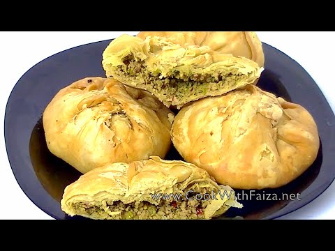 how to make aloo keema with faiza