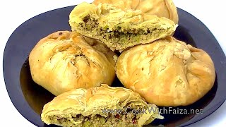 Keema Kachori 2 *cook With Faiza*