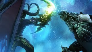 Arthas vs Illidan Remastered