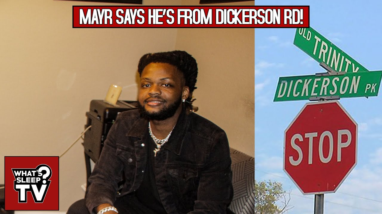 "Mayr ""I'm From Dickerson Rd. We're REAL Street N*ggas, Real Brick Church Pike Sh*t!"""
