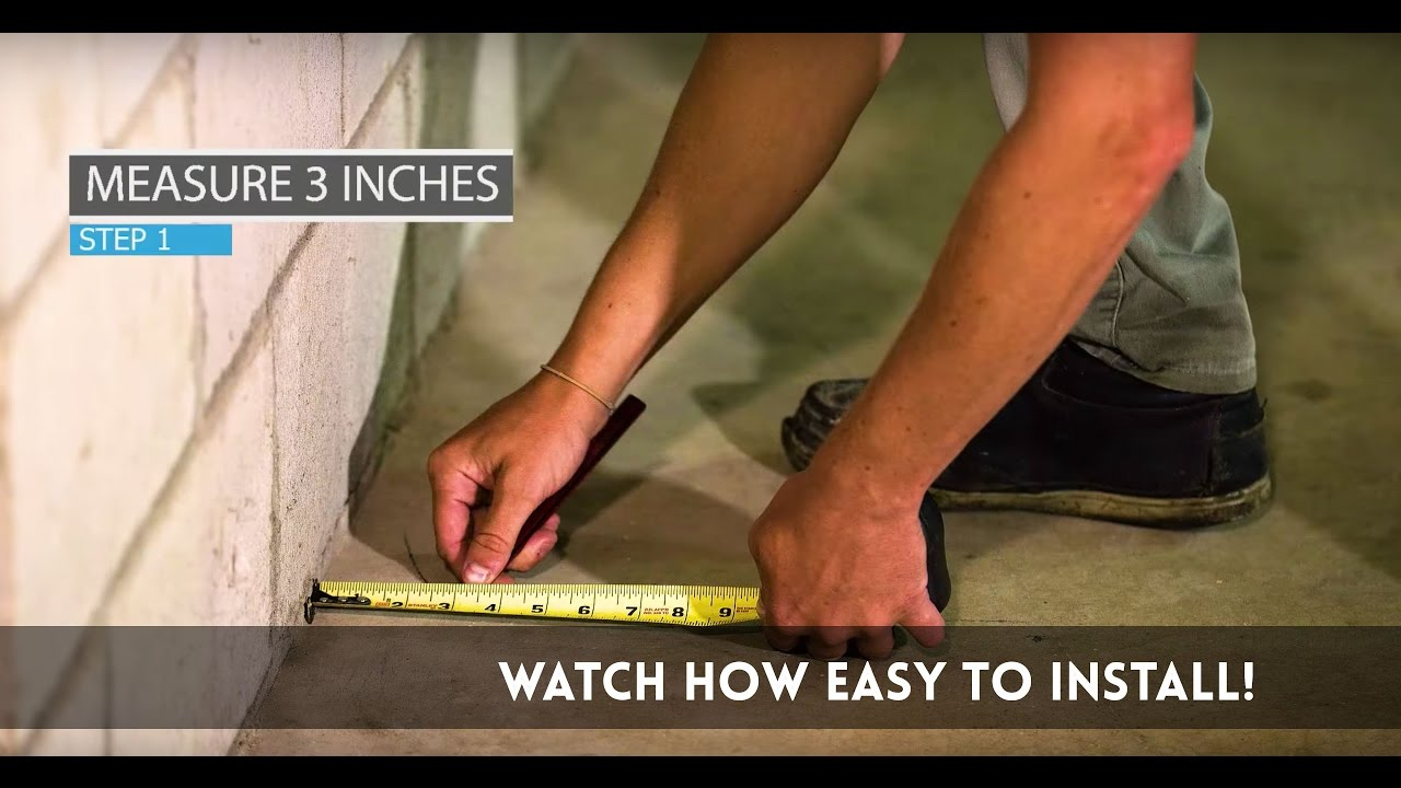 Wahoo Walls Diy Bat Finishing Solution Installation Video You