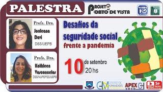 Desafios da seguridade social frente a pandemia