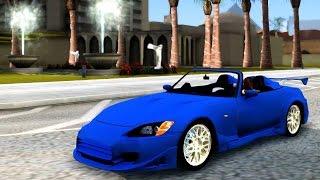 Honda S2000 - GTA San Andreas