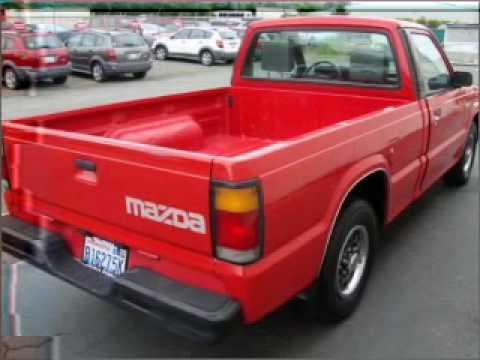 Mazda B Series Pickup
