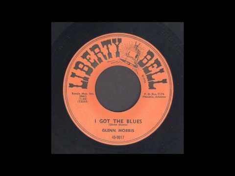Glenn Morris - I Got The Blues - Rockabilly 45