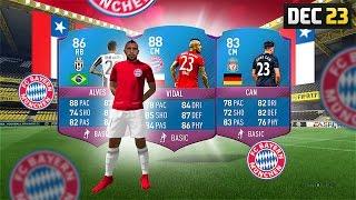 VIDAL (CHEAP) / CAN / ALVES FUTMAS SBC! - #SBC #FIFA17 Ultimate Team