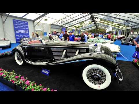 Semana de autos en Monterey, California
