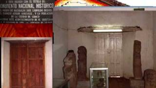 Museo Viejo Templo de Sébaco Matagalpa Nicaragua manfut