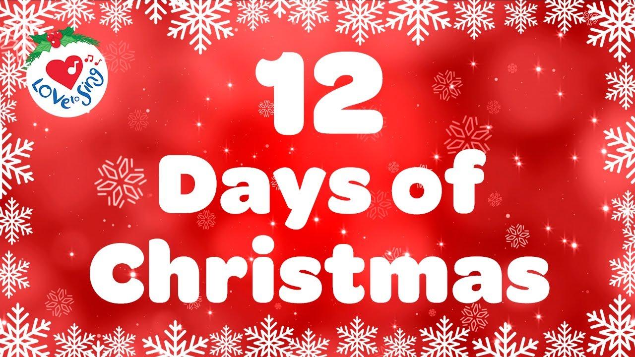 12 Days of Christmas 2020