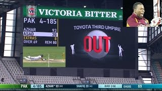 Top 5 Worst Decisions By Third Umpire In Cricket History - Third Umpire Creates Blunder