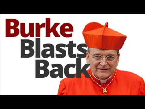 The Vortex — Burke Blasts Back