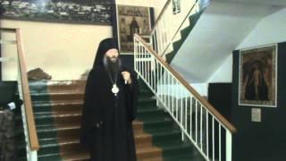 Слово Владыки Гурия на открытии выставки ''Дивен Бог во святых Своих!'' в г. Дальнегорске