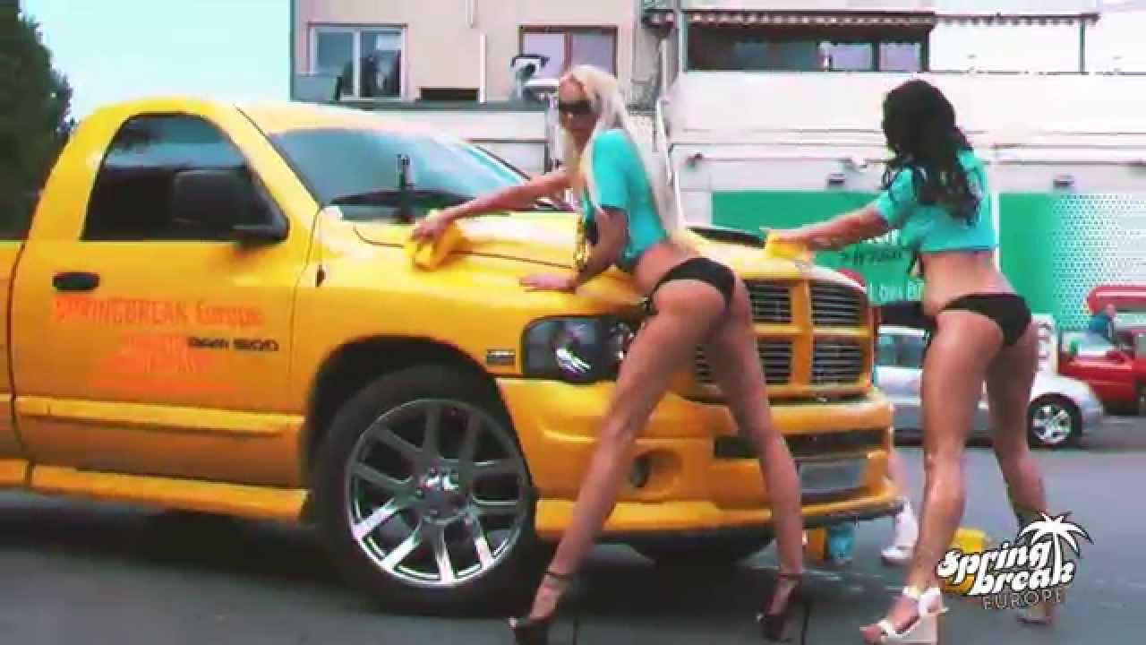 Sexy car wash youtube